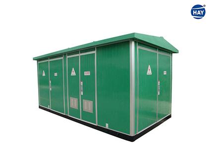 YB/ZBW型欧式箱式变电站